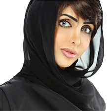 H.H Sheikha Hend Faisal al Qassimi