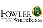 Fowler White Boggs